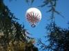 Hot air balloon, Bournemouth, dorset