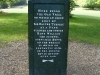 Rufus Stone memorial in new forest