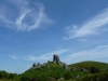 View of Corfe Castle, Corfe, Dorset