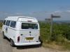 Dorset Day Trips VW Camper in Purbecks