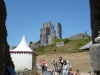 Corfe Castle with Dorset Day Trips