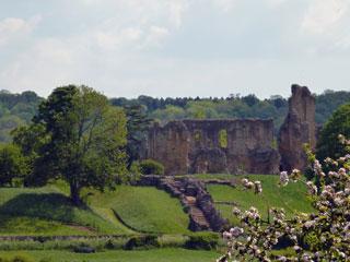 Hardy's Dorset - Sherborne Old Castle