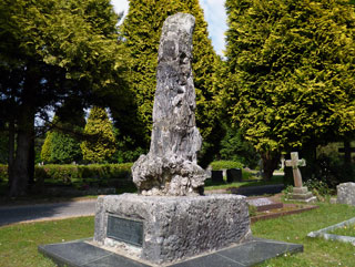 Alfred Russell Wallace memorial